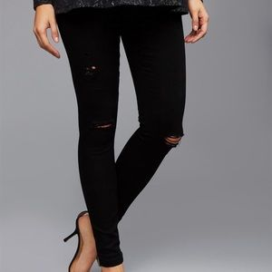 AG Secret Fit Belly Legging Ankle Maternity Jeans